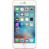 Apple iPhone 6S Plus 16GB Smartphone Gold - Apple Certified Refurbished with 1 year Apple Warrantee