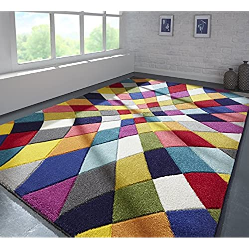 Tapis Coloré: Amazon.fr