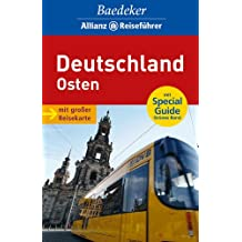 Baedeker Allianz Reiseführer Deutschland Osten