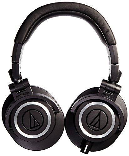 Audio Technica ATH-M50x DJ-Kopfhörer für Studio - 2