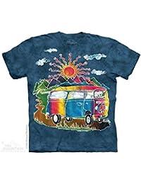 The Mountain Batik Tour Bus T-Shirt bunt