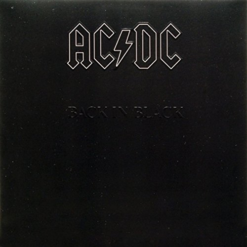 Back in Black [180 Gram] [Vinyl LP] (Black-metal-vinyl-schallplatten)