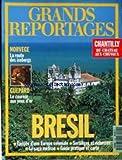 GRANDS REPORTAGES [No 145] du 01/02/1993 – CHANTILLY – DU CHATEAU AUX CHEVAUX – NORVEGE – LA ROUTE DES ICEBERGS – LE GUEPARD – BRESIL – EPOPEE D'UNE EUROPE COLONIALE – SORTILEGES ET RICHESSES – LA SAGE METISSE.