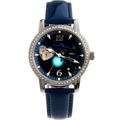 time100-constellation-series-taurus-genuine-leather-strap-automatic-mechanical-ladies-watch-w80050l0