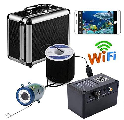 GJR-OUT HD 720P WiFi Wireless 30M Unterwasserfischen Kamera Video-Aufnahme für IOS Android APP unterstützt Video-Aufzeichnung
