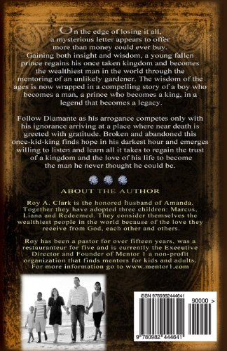 The Legacy of the Diamond King: Volume 1