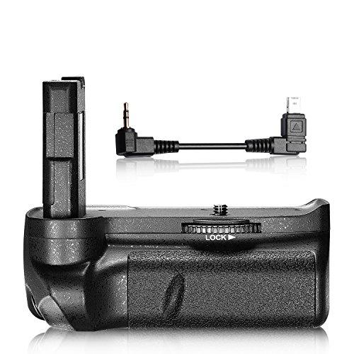 Neewer - Empuñadura vertical profesional, apretón soporte de batería Battery Grip para...