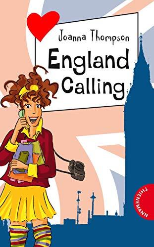 Girls' School - England Calling: aus der Reihe Freche Mädchen - freche Bücher! (English Edition)