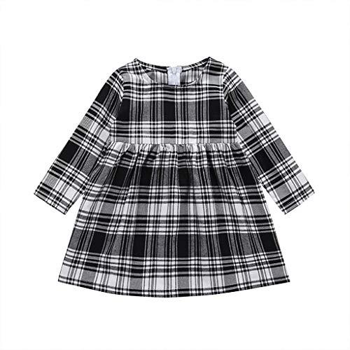 86f09149ddc93 feiXIANG Fille Vetement Robe Princesse a la Mode Robe de Soirée Fille ete  Pas Cher Robe