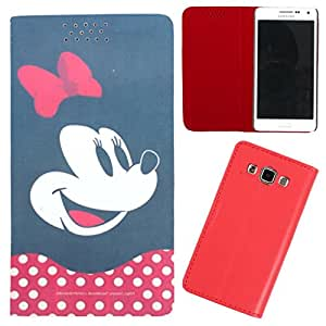 DooDa - For Nokia Lumia 830 PU Leather Designer Fashionable Fancy Flip Case Cover Pouch With Smooth Inner Velvet