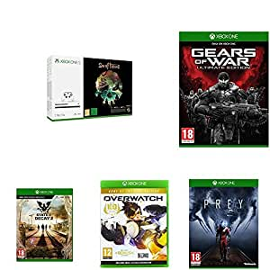 Xbox One S 1TB SoT + State of Decay 2 + Overwatch + Gears of War + Prey