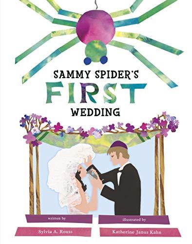 Sammy Spider's First Wedding (English Edition)