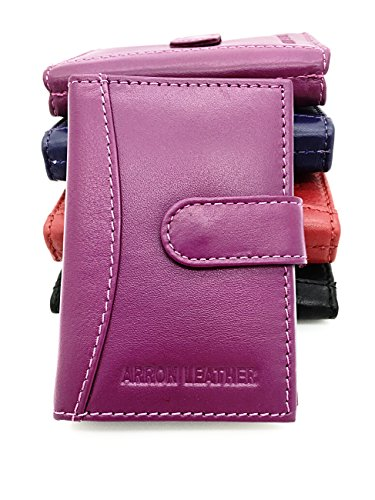 CREDIT CARD CASE WALLET IN FUCHSIA ALSO IN 5 COLOURS