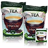 2 x Chaoji Weight Loss Super Slimming Tea - Buy 1 Get 1 Free Offer - 60 Teabags - 1 Month Supply