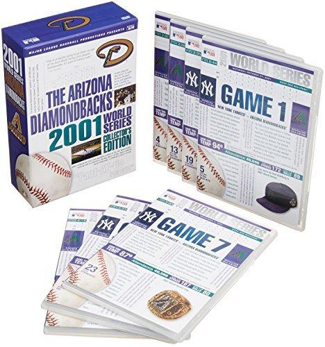The Arizona Diamondbacks 2001 World Series Collector's Edition [DVD] Arizona Diamondbacks Video