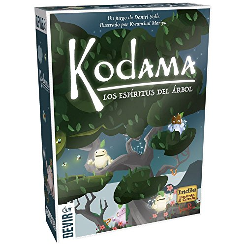 Devir- Kodama, Los espíritus árbol, Juego Mesa