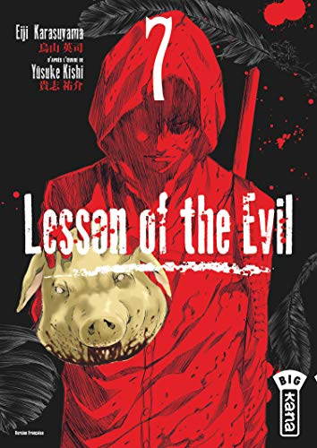 Lesson of the evil, tome 7