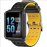 smart watch N88, Touch Screen Bluetooth Fitness Orologio con Cardiofrequenzimetro, Pedometro Sonno Monitoraggio Calorie, Impermeabile Braccialetto Intelligente per Android E iOS