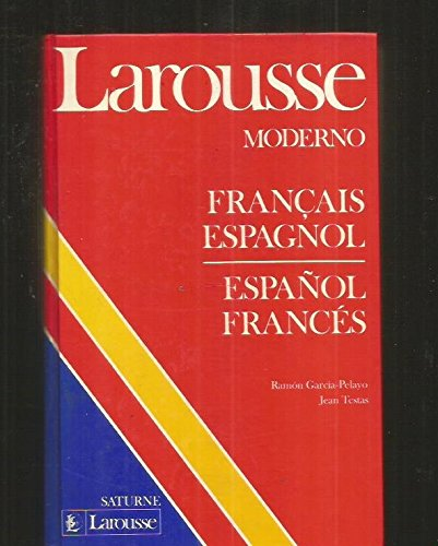 Diccinario moderno:espagnol/ingles,english-spanish por From Larousse