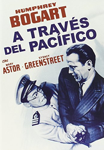 A traves del Pacífico [DVD]