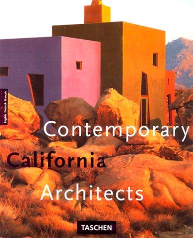 Contemporary California Architects (Architecture & Design)