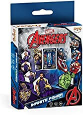 Marvel Avengers Infinite Power-Cricket Card Game
