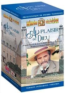 Coffret Au plaisir de Dieu 3 VHS - L'Intégrale