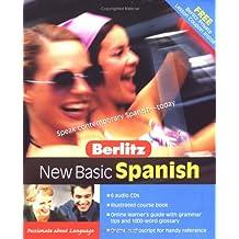 Berlitz New Basic Spanish (Berlitz Basic)