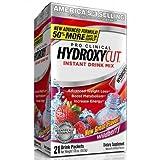 Hydroxycut Avanzado, Mezcla De Bebida Paquetes, Frutas...