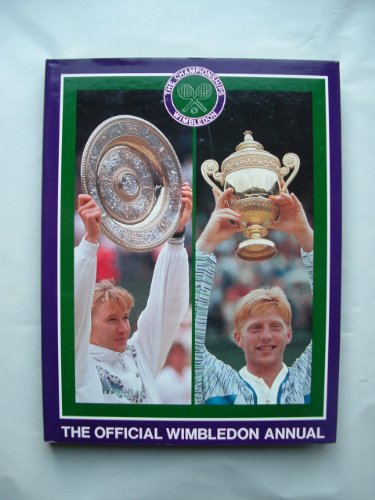 Championships: Wimbledon Official Annual 1989