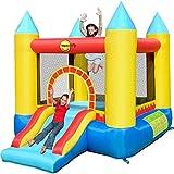AK Sport 9314 - Castle Bouncer W/Slide