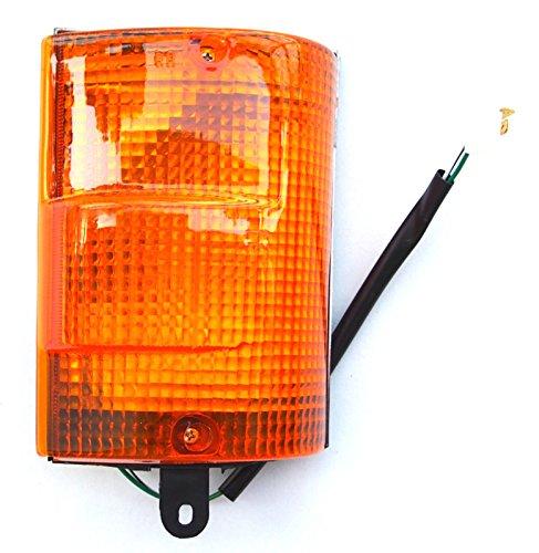 Lot de Effacer R/étroviseur ext/érieur gauche droite tourner Indicateur de signal R/ép/éteur objectif
