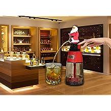 barraid cláusula de Papá Noel redondo dispensador de cerveza de licor 500 ...
