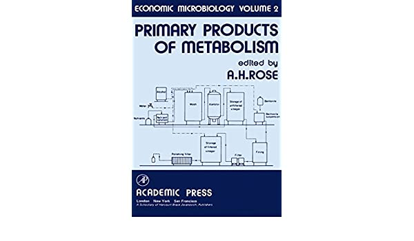 Economic Microbiology: Primary Products of Metabolism