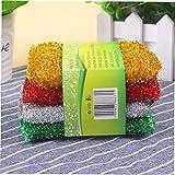 Lightleopard Prodotti per la Pulizia Casuali della Spugna dell'asciugamano di lavastoviglie della Pulizia della Cucina