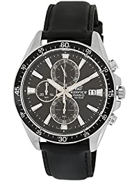 Casio Edifice Chronograph Black Dial Men's Watch - EFR-546L-1AVUDF (EX234)