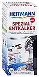 Heitmann Kaffeevollautomaten Entkalker: Kalklöser für Kaffeemaschinen, Espressomaschinen, Padmaschinen - Kalk-Entferner auf 100% naturidentische Wirkstoffe– 250 ml