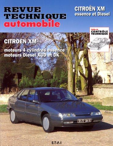 Revue Technique, n° 701.3 Citroen XM essence et diesel