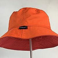 58100f50daf26d H.ZHOU Hüte & Mützen Baumwolle doppelseitige Fischer Hut Männer und Frauen  Frühling und Sommer