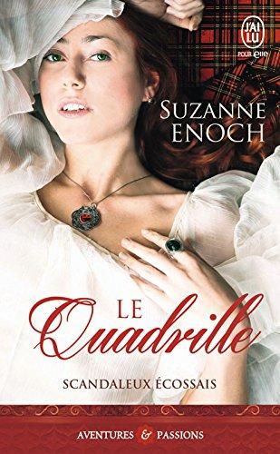 Scandaleux écossais (Tome 2) - Le quadrille (French Edition)