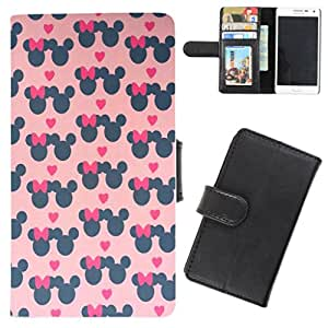 DooDa - For Nokia Lumia 730 PU Leather Designer Fashionable Fancy Flip Case Cover Pouch With Card, ID & Cash Slots And Smooth Inner Velvet With Strong Magnetic Lock