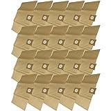20industriale cantieri cantieri-Heavy Papier Sacchetti per aspirapolvere adatto per.