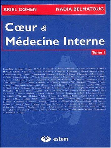 Coeur et Mdecine Interne. Pack 2 volumes
