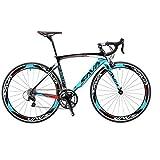 Sava Warwind5.0 Rennrad 700C Carbon Rahmen Fahrrad mit Shimano 105