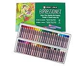 Cray-Pas Expressionist 50 pastelli ad olio, colori assortiti