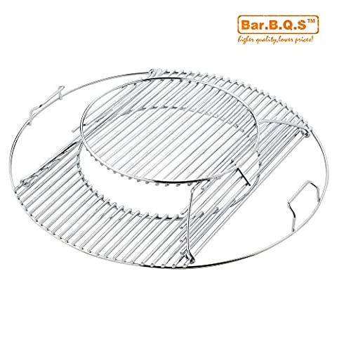 bar. b.q.s Replacement for Weber 8835, fits 57cm Weber charcoal