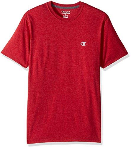 Champion -T-shirt  Uomo Carmine Red Heather
