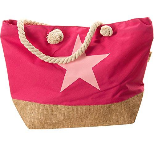 Mc-trend, borsa da spiaggia donna