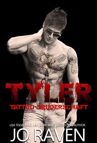 Buchseite und Rezensionen zu 'Tyler (German version) (Tattoo Bruderschaft 2)' von Jo Raven