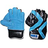 HRS Match Wicket Keeping Gloves (Boys, Multicolor)